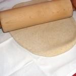 Brzo testo za picu sa heljdovnim brašnom