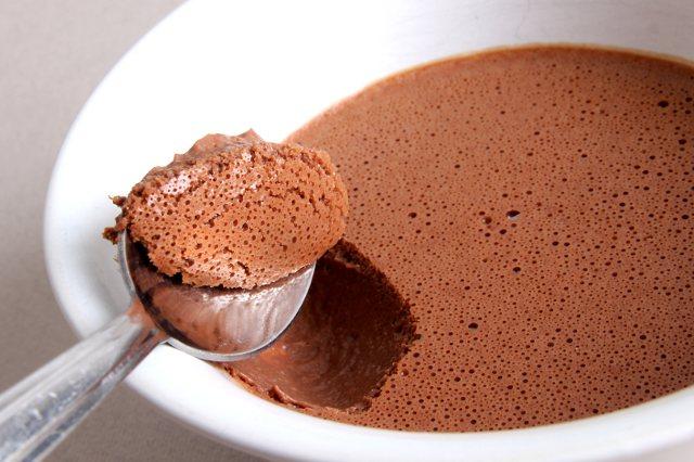 jednostavni čokoladni krem