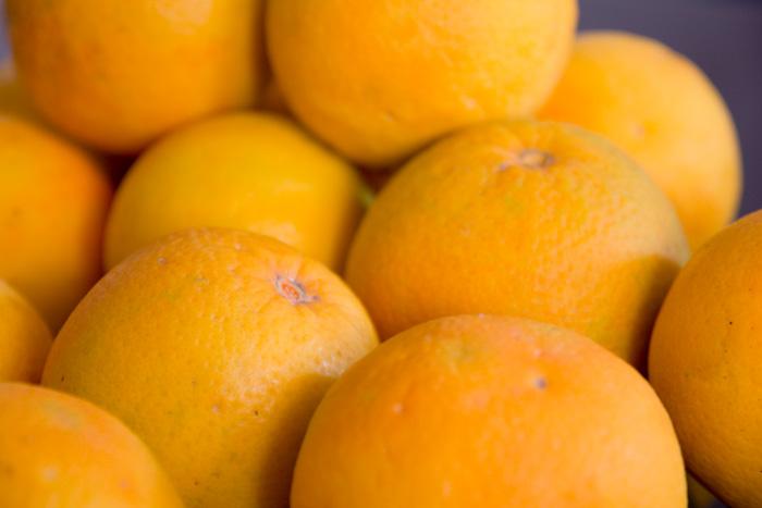 organske pomorandže