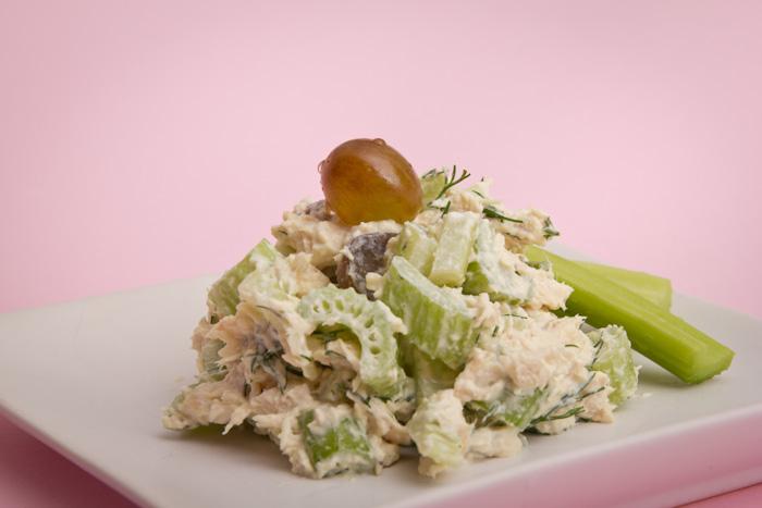 pileća salata sa celerom
