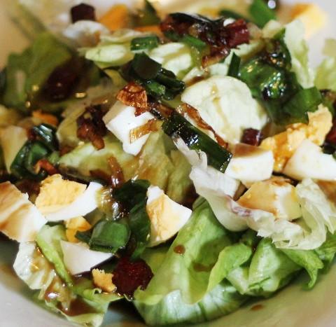 Hrskavo slatka salata