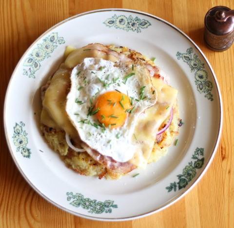 Rösti – švajcarski restovani krompir